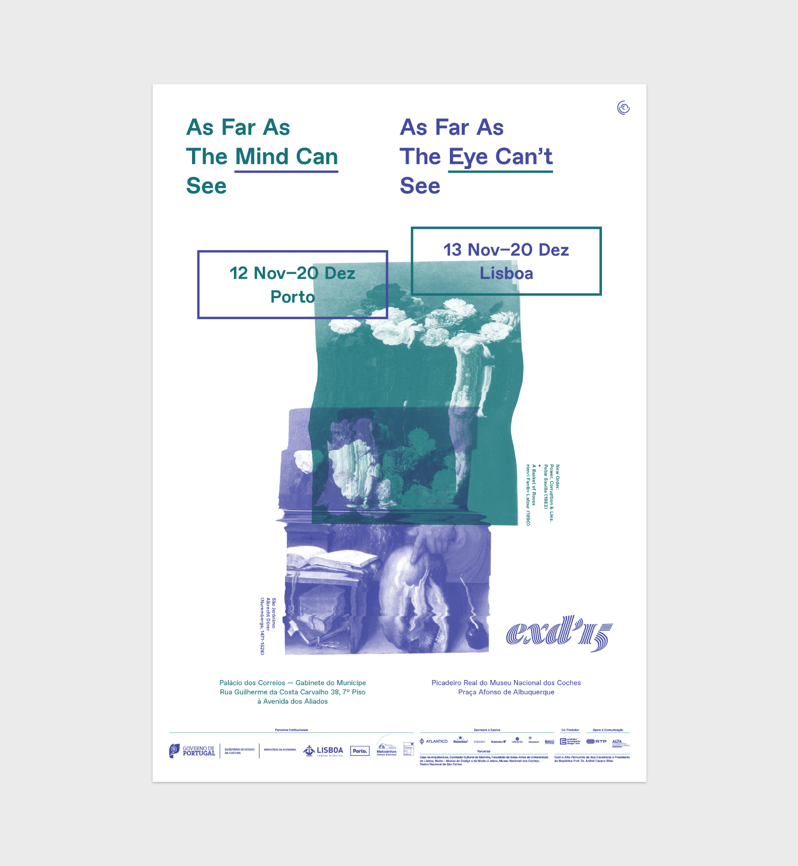 As Far As The Mind Can See / Eye Can't See ⟐ Poster